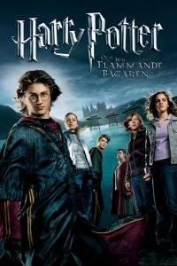 "Poster for the movie ""Harry Potter och Den flammande bägaren"""