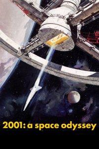 """Poster for the movie """"År 2001: Ett rymdäventyr"""""""