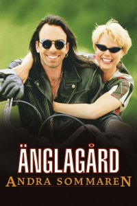 "Poster for the movie ""Änglagård - Andra sommaren"""