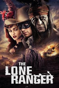 """Poster for the movie """"The Lone Ranger"""""""