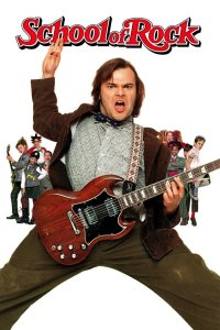 """Poster for the movie """"School Of Rock"""""""