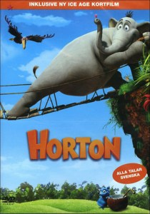 """Poster for the movie """"Horton"""""""
