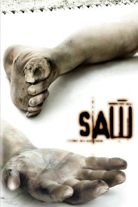 "Poster for the movie ""Saw"""