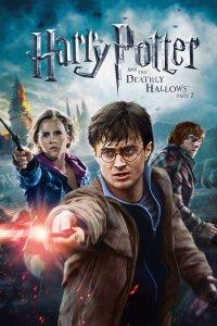 """Poster for the movie """"Harry Potter och Dödsrelikerna: Del II"""""""