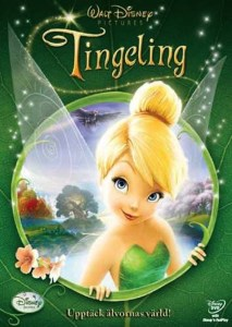 "Poster for the movie ""Tingeling"""