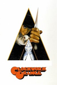 "Poster for the movie ""Clockwork Orange"""