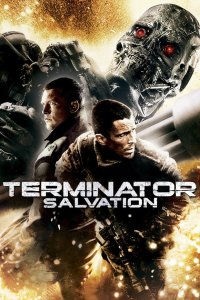 "Poster for the movie ""Terminator Salvation"""