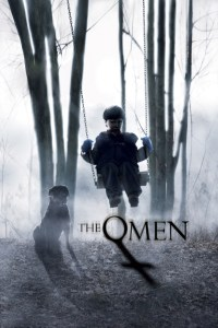 "Poster for the movie ""Omen"""