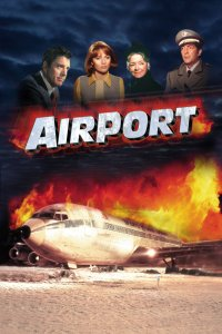 "Poster for the movie ""Airport - Flygplatsen"""