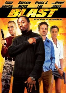 """Poster for the movie """"Blast"""""""