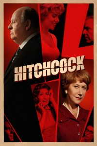 """Poster for the movie """"Hitchcock"""""""