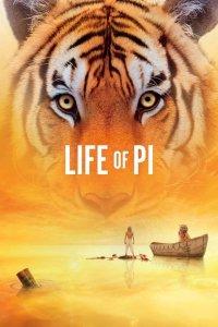 """Poster for the movie """"Berättelsen om Pi"""""""