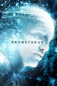 """Poster for the movie """"Prometheus"""""""