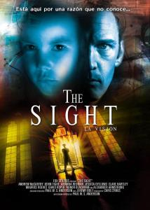 "Poster for the movie ""The Sight"""