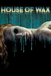 "Poster for the movie ""House of Wax"""