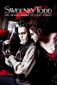 "Poster for the movie ""Sweeney Todd"""