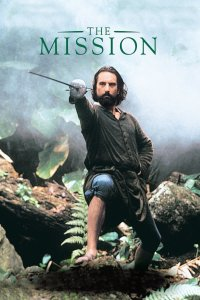 "Poster for the movie ""The Mission"""