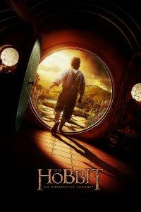 """Poster for the movie """"Hobbit: En oväntad resa"""""""