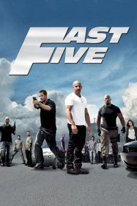 "Poster for the movie ""Fast & Furious 5"""