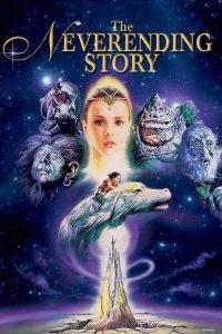 """Poster for the movie """"Den Oändliga Historien"""""""