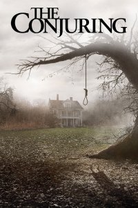 "Poster for the movie ""The Conjuring"""