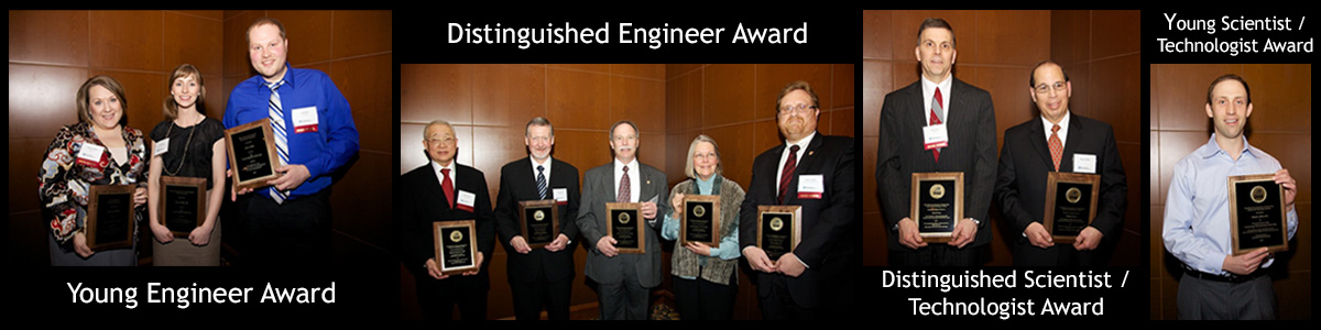 Annual Awards for Professionals