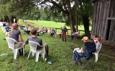 ADULT SUMMER CAMP: KEEPING A GOOD THING GROWING