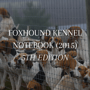 mfha-policies-guidelines-foxhound-kennel-notebook-5th-edition