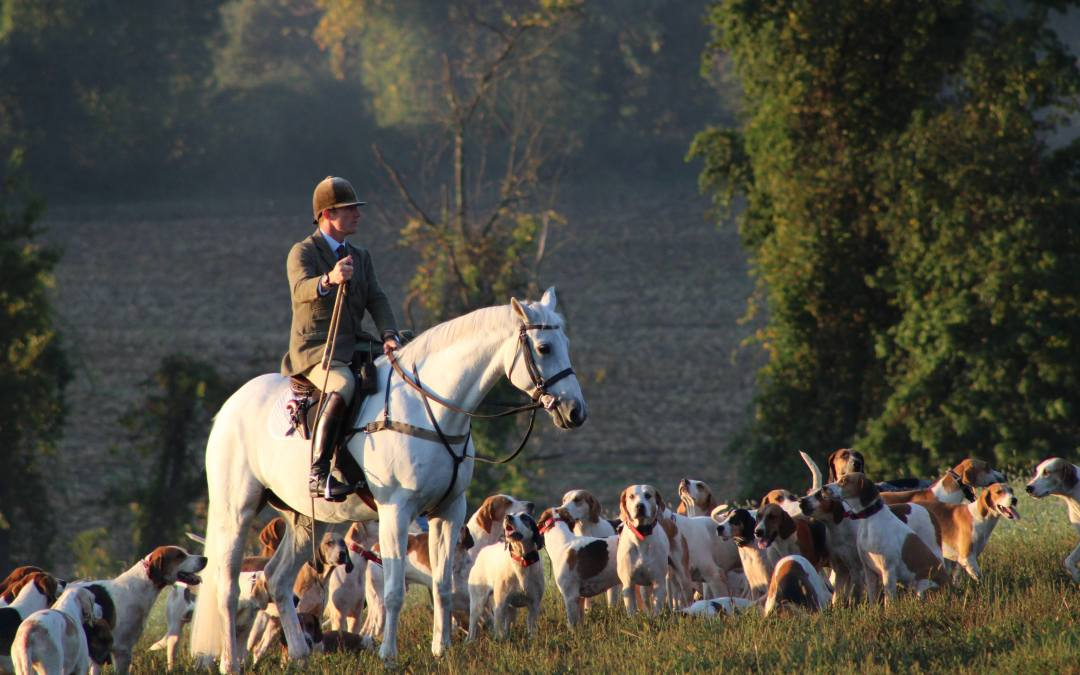 THE PROMISE AND PRIDE OF AUTUMN HUNTING