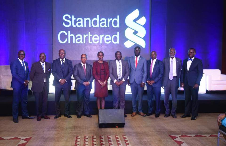 Standard Chartered Bank's Cyber Security Summit 2018 organised in Accra