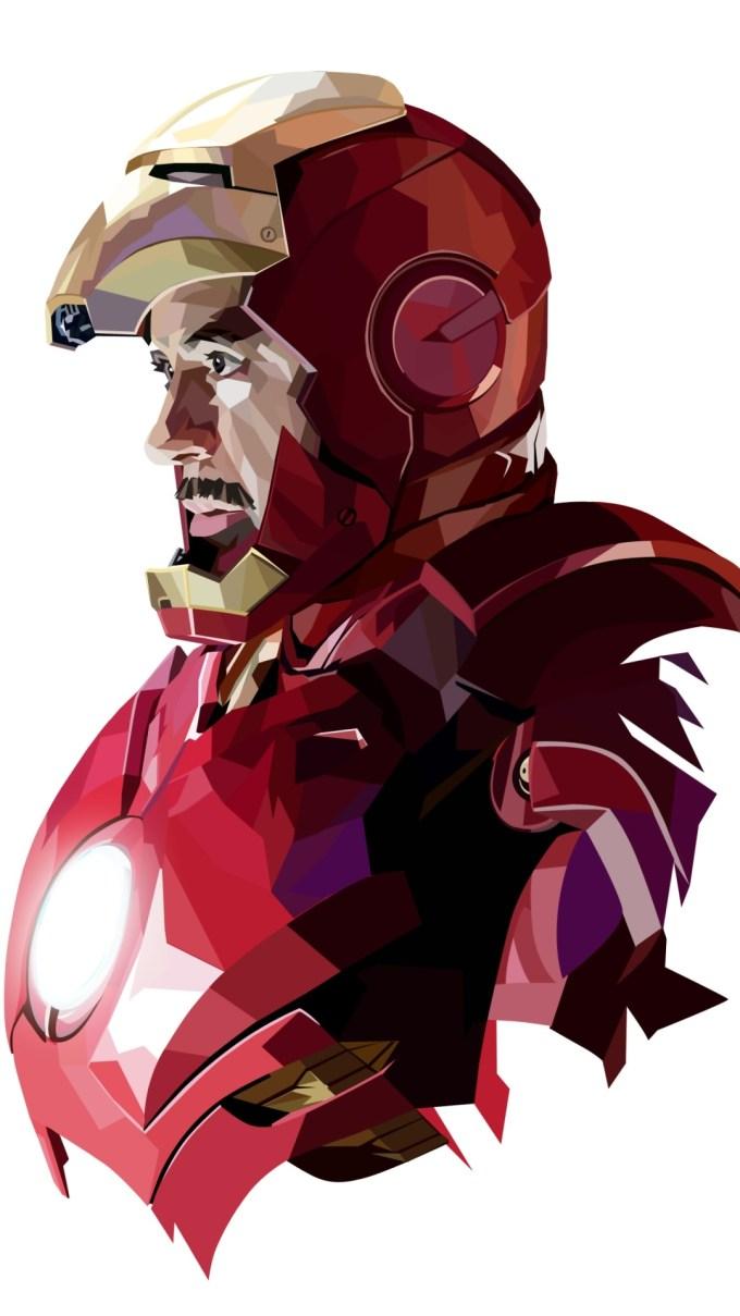 Wallpaper Iron Man 3 Iphone 5 Siewalls Co