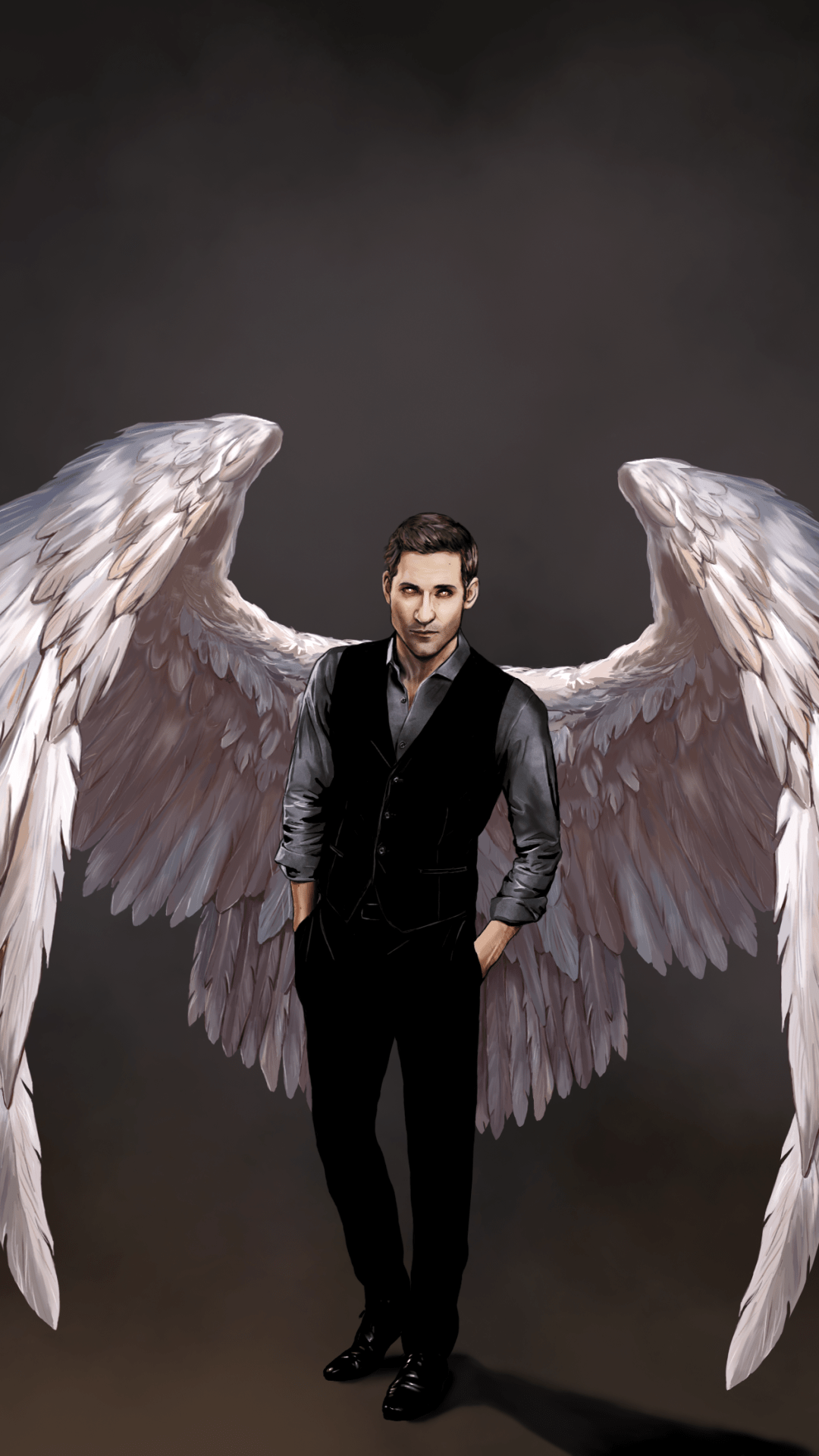 Lucifer Wings Morningstar