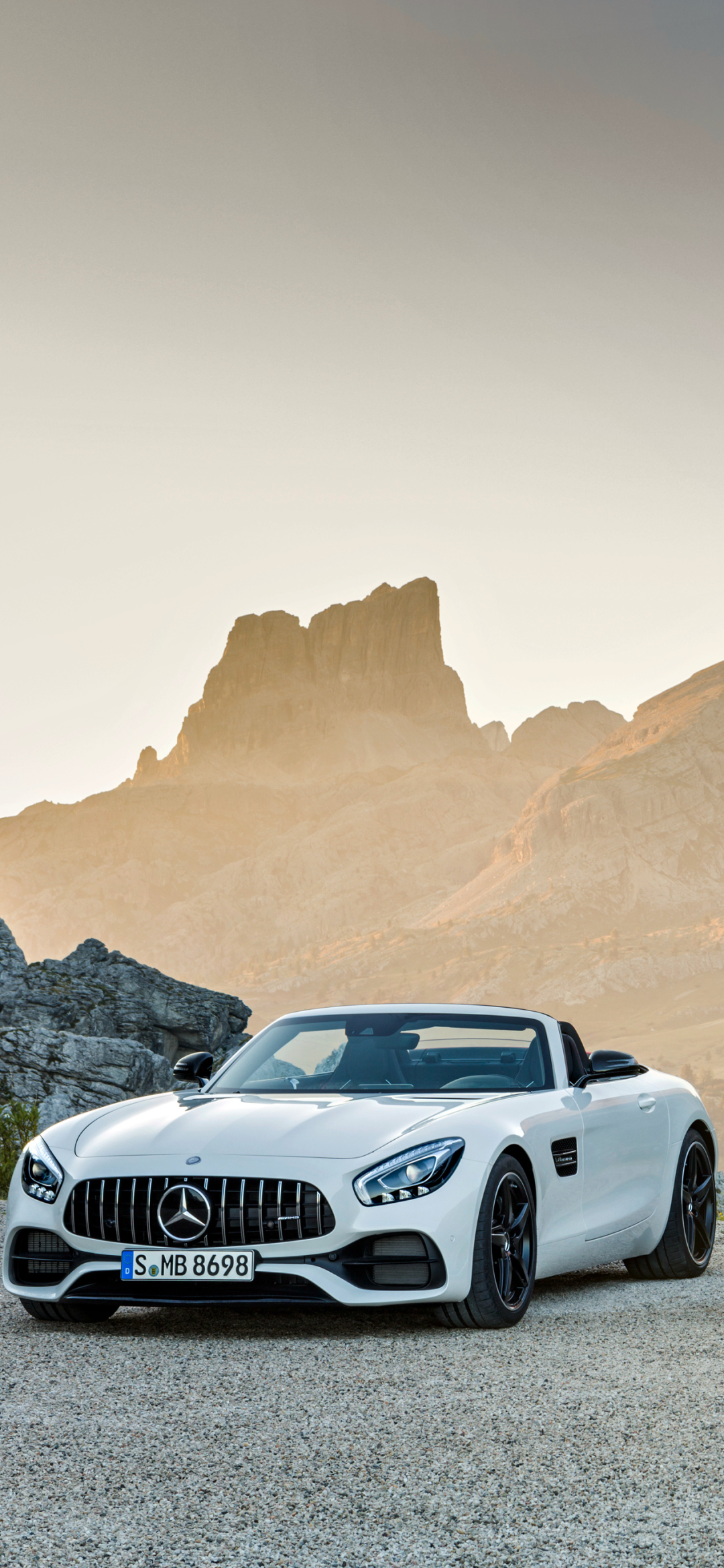 Remove wallpaper in five steps! Vehicles Mercedes Amg Gt Mobile Abyss