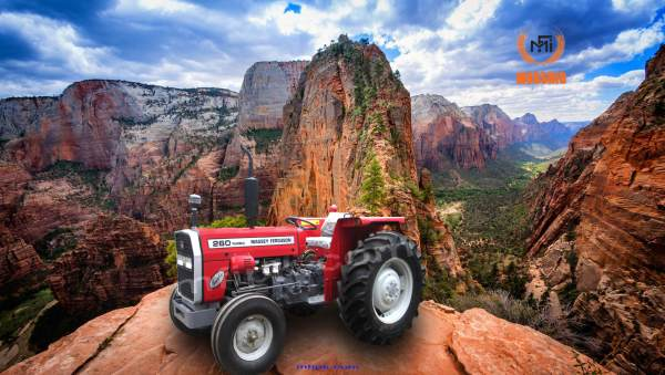 Massey Ferguson Tractor MF-260