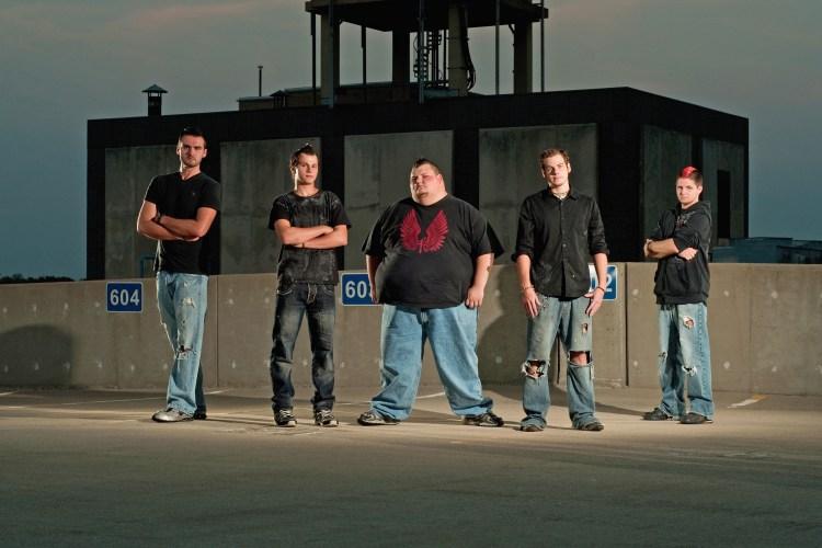 Parking Garage Band
