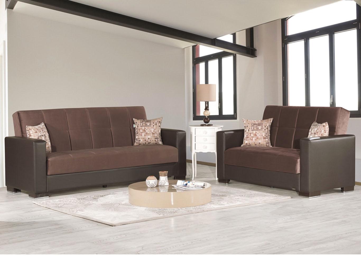 https allbrandsfurniture net category living room armada brown 7 microfiber sofa loveseat html