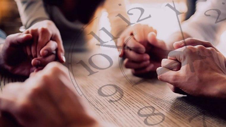 Spiritual & Hospital Hour
