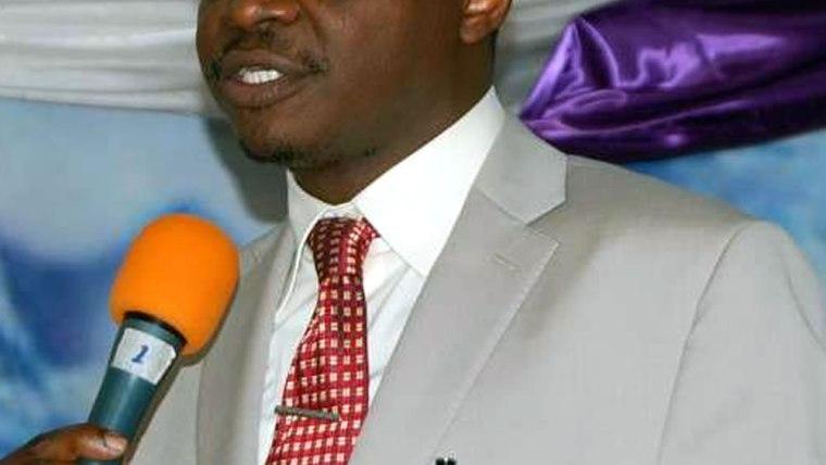 Pastor Wole Adewoye