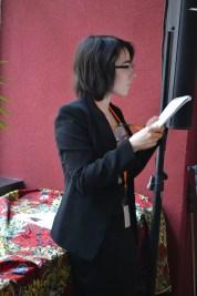 Rebecca Terperman, Presse