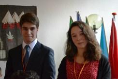 Juliette Adant et Stefanos Argyros, Présidence du Bassin du Nil