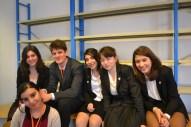 Messagers, photographe et délégués