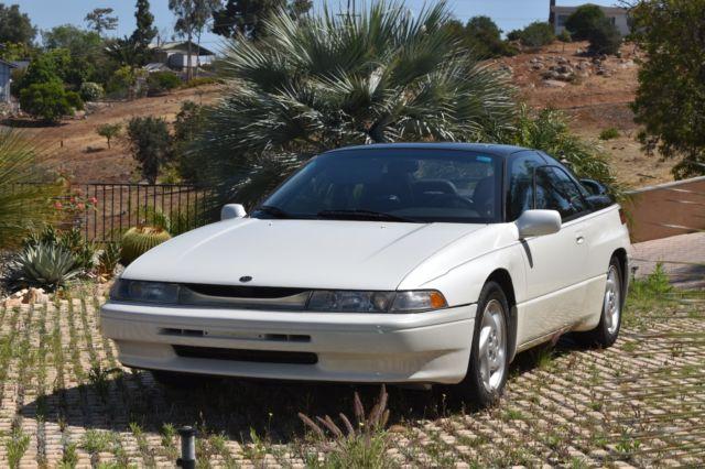 Subaru Svx Ls L All Wheel Drive Rare Car