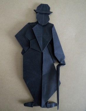 Charlot, par Lucien Derainne