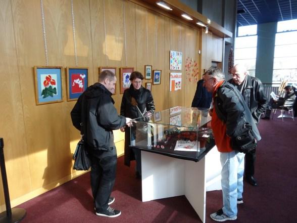 Exposition d'Origami Alsace à Cernay