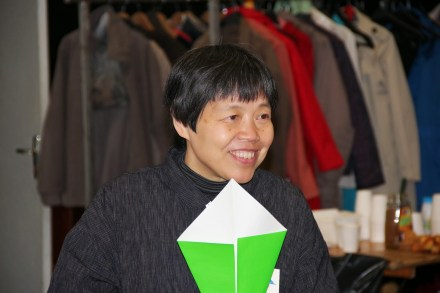 Tomoko Fuse enseignant