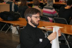 Aurèle Duda enseignant