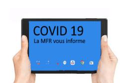 CORONAVIRUS- la MFR vous informe