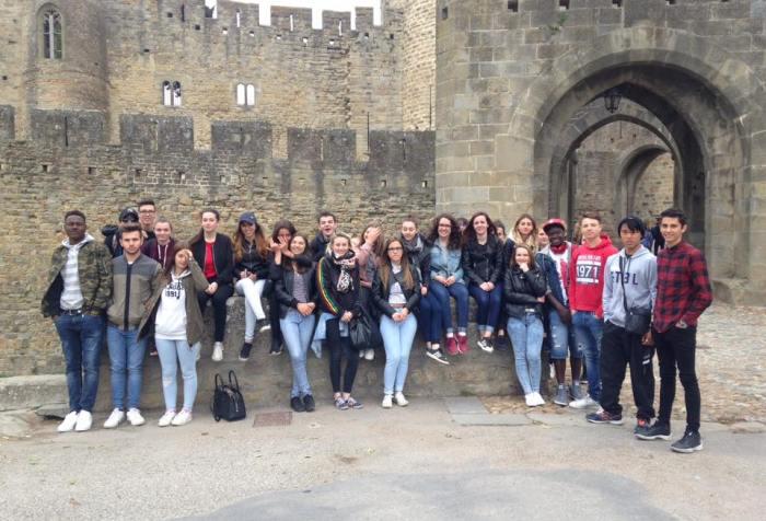 Secondes MFR Voyage Carcassonne