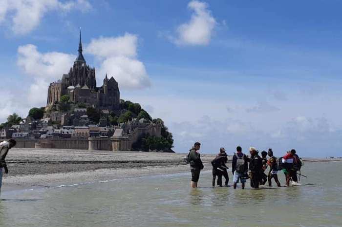 Mont Saint Michel DIMA MFR CHATEAUBRIANT