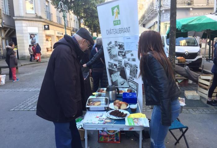 Journée internationale des MFR 2017 CHATEAUBRIANT